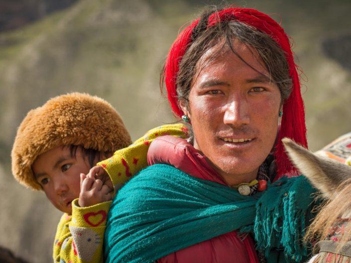 Lidé nad námi | Mountain People